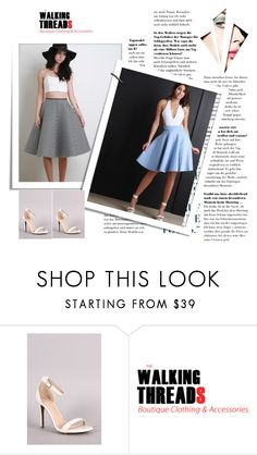 """""""The Walking Threads 21/30"""" by ado-duda ❤ liked on Polyvore featuring thewalkingthreads"""