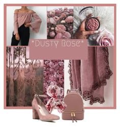 """""""Dusty Rose Contest"""" by art-gives-me-life ❤ liked on Polyvore featuring TravelSmith, ColorCrush and dustyrose"""