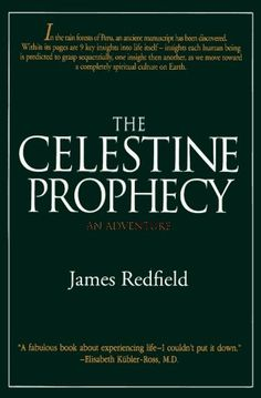 Celestine prophecy - loved it.. Adventure and lots to get you thinking :)