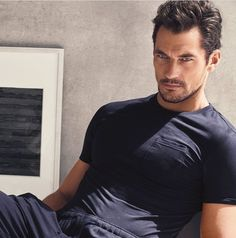 My new @marksandspencer #GandyForAutograph loungewear is available now  Poto: Hunter & Gatti