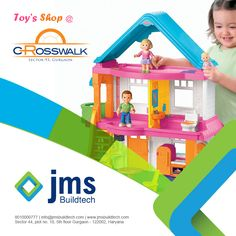 Enjoy #shopping as well as make your kids happy by getting them their favorite toys from the #ToysShop in #Crosswalk
