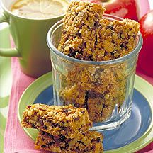 WW Nut and Fruit Breakfast Bites:  16 servings; 4 points+ per serving