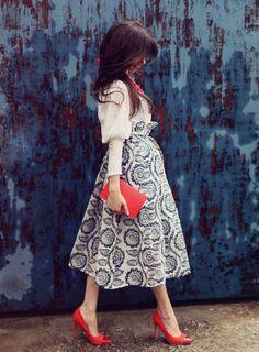 fashion blogger perventina