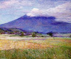 Lilla Cabot Perry Mt. Fuji