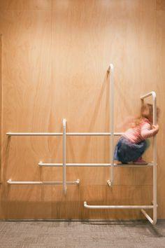 The Melbourne Central Parents' Retreat by Clare Cousins Architects.