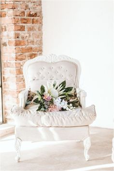 Pastels & Proteas Wedding Inspiration by Aline Photography | SouthBound Bride