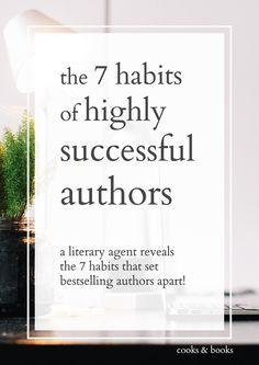 A literary agent reveals the 7 habits you need to become a successful writer: these are the everyday things anyone can do to become a successful writer. Fiction Writing, Writing Quotes, Writing Tips, Grammar Humor, Meaningful Life, 7 Habits, Life Purpose, Bestselling Author, Books To Read