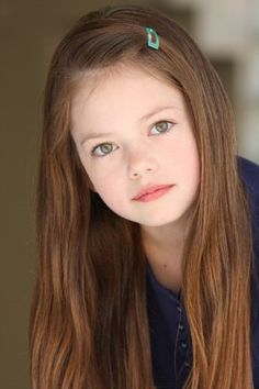 Renesmee Cullen (Mackenzie Foy)  --This might already be pinned...not sure...hmm--