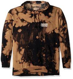 adf6a6b859a0 Obey Men s Unwritten Future Tie Dye Hooded Sweatshirt