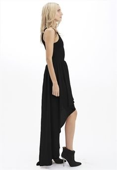 Knit High Low Maxi Dress   ShopAmbience (from AHS Coven)