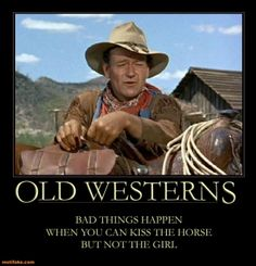 Old westerns featuring John Wayne and other great actors. Check it out today by downloading this FREE APP! http://apps.mybluewavemedia.com/