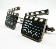 Mens Cuff Links Copper Fahion Cufflinks Movie by southernliving26, $23.90