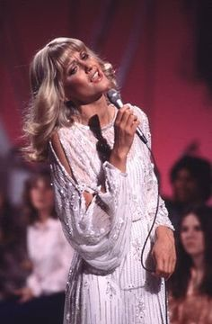 Olivia Newton-John - did you know she was close friends with Karen Carpenter and Donna Summer