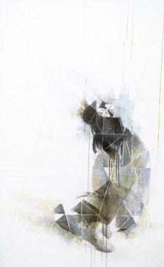 "Saatchi Art Artist jennifer hansen; Painting, ""Abandoned"" #art"
