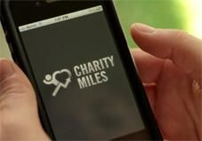 CharityMiles is a new mobile app that turns your daily run into a daily donation. I don't have a smart phone, but for those who do, definitely download this :] every workout is not only benefiting you but others!