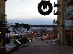 Mont tremblant Canda favorite winter destination