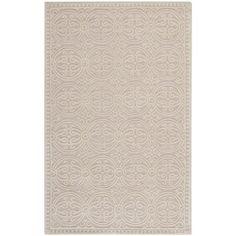 Safavieh Handmade Moroccan Cambridge Light Pink Wool Rug | Overstock.com Shopping - Great Deals on Safavieh 7x9 - 10x14 Rugs