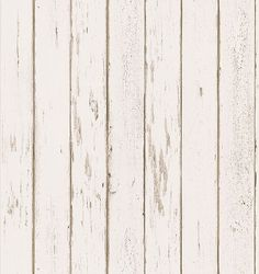 Beige w/ Brown Rustic Wood Wallpaper 14562600