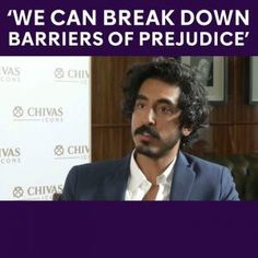 Actor Dev Patel talks about the positive impact of being a product of immigrants.  Via Channel 4 N #news #alternativenews