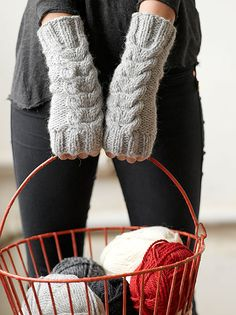 love the egg gathering basket as a yarn holder.