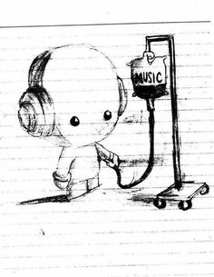 Music, Lyrics and Beatles Nostalgia So you know I enjoy listening to music as I work – one of the perks of working from home. I can't live without music. In fact, no music, no life. Music Drawings, Music Artwork, Music Quotes, Music Lyrics, Beatles Lyrics, Music Is Life, My Music, Art Of Music, Music Is My Escape