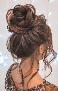 Hair Tutorials For Medium Hair, Easy Updos For Medium Hair, Prom Hair Medium, Updos For Medium Length Hair, Cute Hairstyles For Medium Hair, Medium Hair Styles, Curly Hair Styles, Cute Hairstyles Updos, Ball Hairstyles