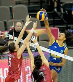 Blog Esportivo do Suíço:  Brasil é atropelado pela Rússia e sofre 1ª derrota no Grand Prix de vôlei