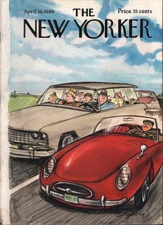 The New Yorker April 16 1966
