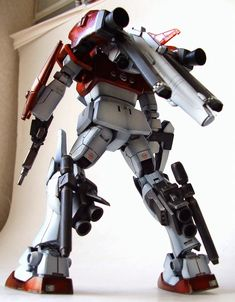 Custom Build: 1/144 GM Cannon High Mobility Type - Gundam Kits Collection News and Reviews