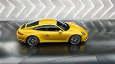 Porsche The new 911 Carrera 4S