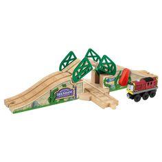 Fisher-Price Thomas & Friends Wooden Railway Stone Drawbridge