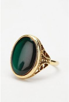 On sale! Diament Jewelry for Urban Renewal Vintage Resin Ring, $14.99 at UO.