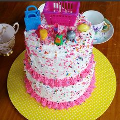 Shopkins (@ShopkinsWorld): We want a piece! #Shopkins #cake from
