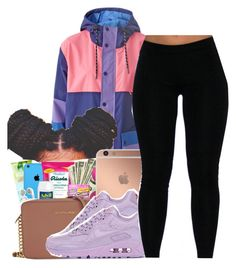 """""""Run Up On Ya"""" by queen-vanessa ❤ liked on Polyvore featuring Lazy Oaf, Mura and NIKE"""