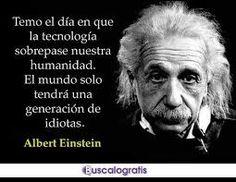 Resultado de imagen de frases célebres Albert Einstein