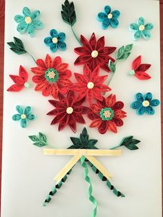 Quilling - decoration