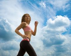 Intermediate Running for Weight Loss: Running Program