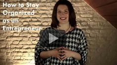 {Productivity Video} How to Stay Organized as an Entrepreneur - Hit the Reset Button! #howtostayorganized #stayorganized #makemoremoney #reducestress #savetime #organize #productive #productivity #smallbiz #smallbusiness #entrepreneur #bizowner #businessowner #hope #justdoit