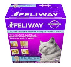 Feliway Diffuser => New and awesome cat product awaits you, Read it now  : Cat Health and Supplies