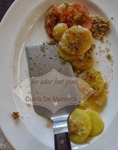 Per Anar Fent Gana ♥ cuina y receptas menorquines : Orada al forn de menorca