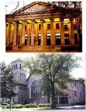 The Karpeles Manuscript Library Museums | Buffalo Wedding Ceremony Venues | Best Buffalo Weddings