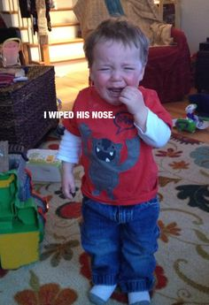 The most ridiculous reasons your kids are crying.and you should grab your camera! Baby Crying Face, Cry Baby, Funny Babies, Funny Kids, Stupid Funny Memes, Hilarious, Funny Stuff, Reasons Kids Cry, Crying For No Reason