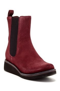 Cole Haan Johanna Waterproof Wedge Boot