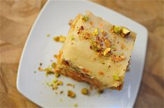 Carrot Cake Gluten Free / Raw