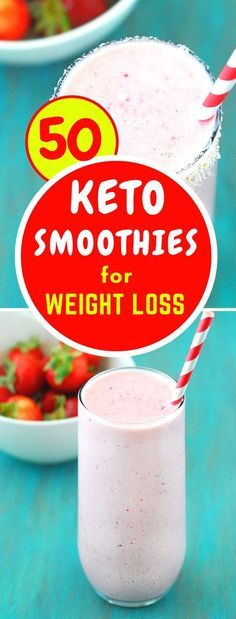50 Healthy Keto Smoothie and Shake Recipes. Avocado and other Green Keto Friendly Smoothies, to complete your Keto Diet Meal Plan. Keto Smoothie Recipes, Yummy Smoothies, Shake Recipes, Ketogenic Recipes, Diet Recipes, Ketogenic Diet, Keto Foods, Lchf Diet, Diet Tips