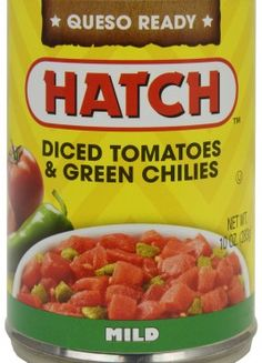 Shop our delicious Products! Diced Tomatoes and Green Chiles go perfect in your queso and grilled chicken!   Get more products at HatchChileCo.com