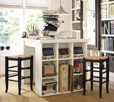| Copy Cat Chic | chic for cheap: Pottery Barn Bedford Project Table Set