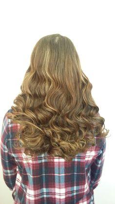 Vertical curl model