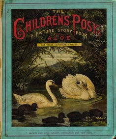 William Small and Harrison Weir, The Childrens Posy, 1879