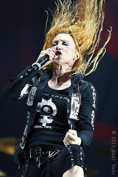 Angela Gossow (Arch Enemy) | by MisfitKid